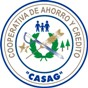 Logo COOPERATIVA DE AHORRO Y CEDITO CASASG